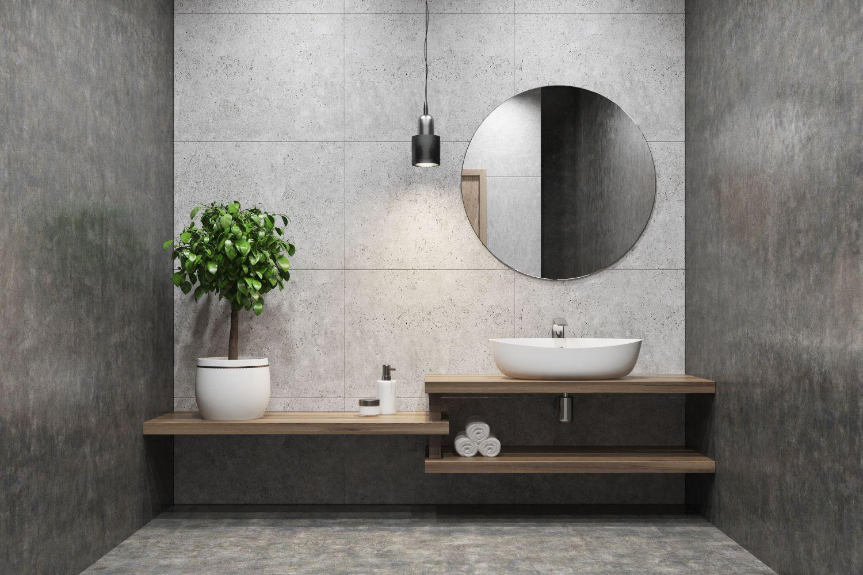 lampy boczne do łazienki