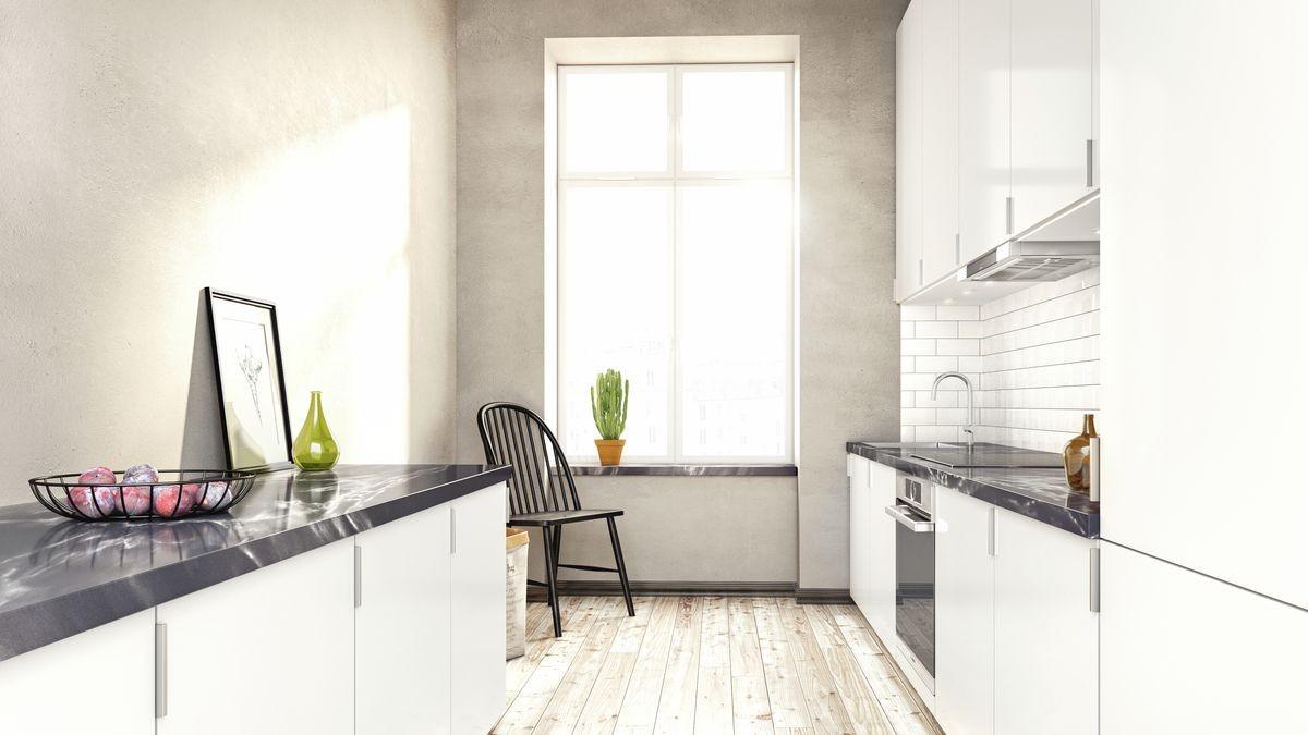 Kuchnia Z Oknem Wystrój Dekoracje I Aranżacje
