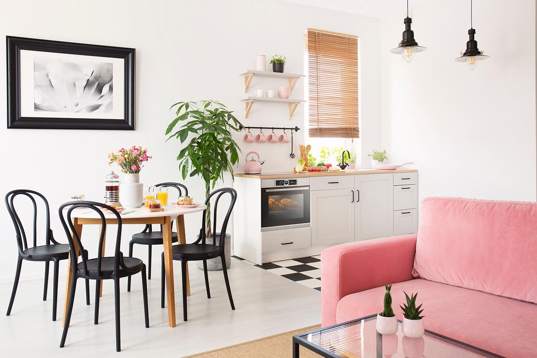 Kuchnia Z Salonem Aranżacje Aneksu Urządzanie Domu Ze