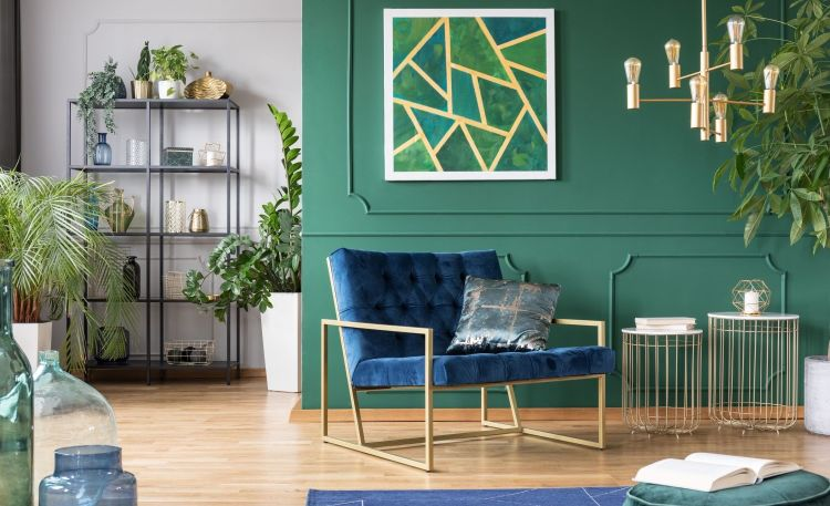 Dekoracje do salonu – pomysły na ozdoby