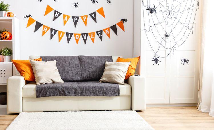 Ozdoby i dekoracje na Halloween