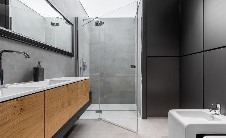 Rodzaje kabin prysznicowych