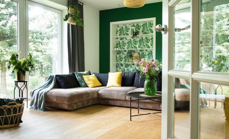 Światło dzienne a kolory w mieszkaniu