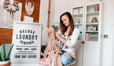 Czy suszarka do ubrań niszczy ubrania?
