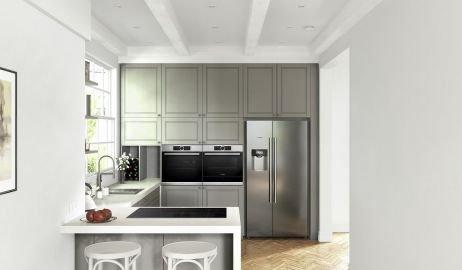 Dlaczego warto mieć w kuchni dużą chłodziarko-zamrażarkę?