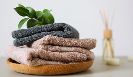 Jak prać ręczniki, żeby były miękkie?