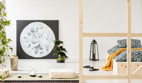 Japandi – połączenie japońskiej harmonii ze stylem skandynawskim