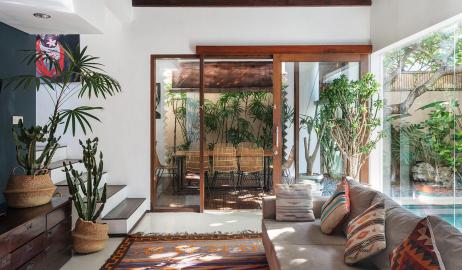 Mieszkanie w stylu hiszpańskim