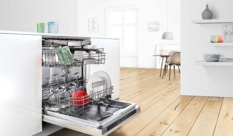 Pralki i zmywarki Bosch oszczędzają wodę. Do ostatniej kropli