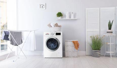 Pralnia w domu – wady i zalety