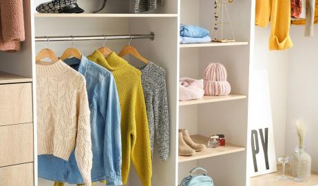 Rodzinna garderoba – jak ją zrobić?