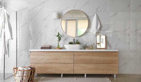 Szafki łazienkowe – jak utrzymać porządek w łazience?