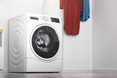 Dlaczego pralko-suszarka Bosch podgrzewa pranie?