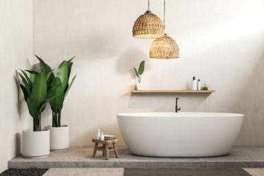 Dodatki do łazienki – pomysły na dekoracje