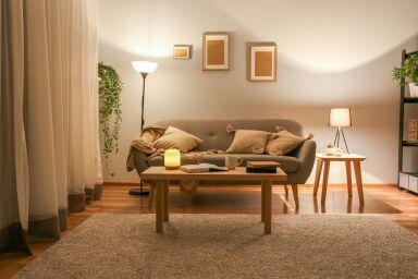 Jak wybrać oświetlenie do salonu?