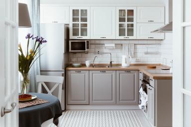 Malowanie frontów kuchennych