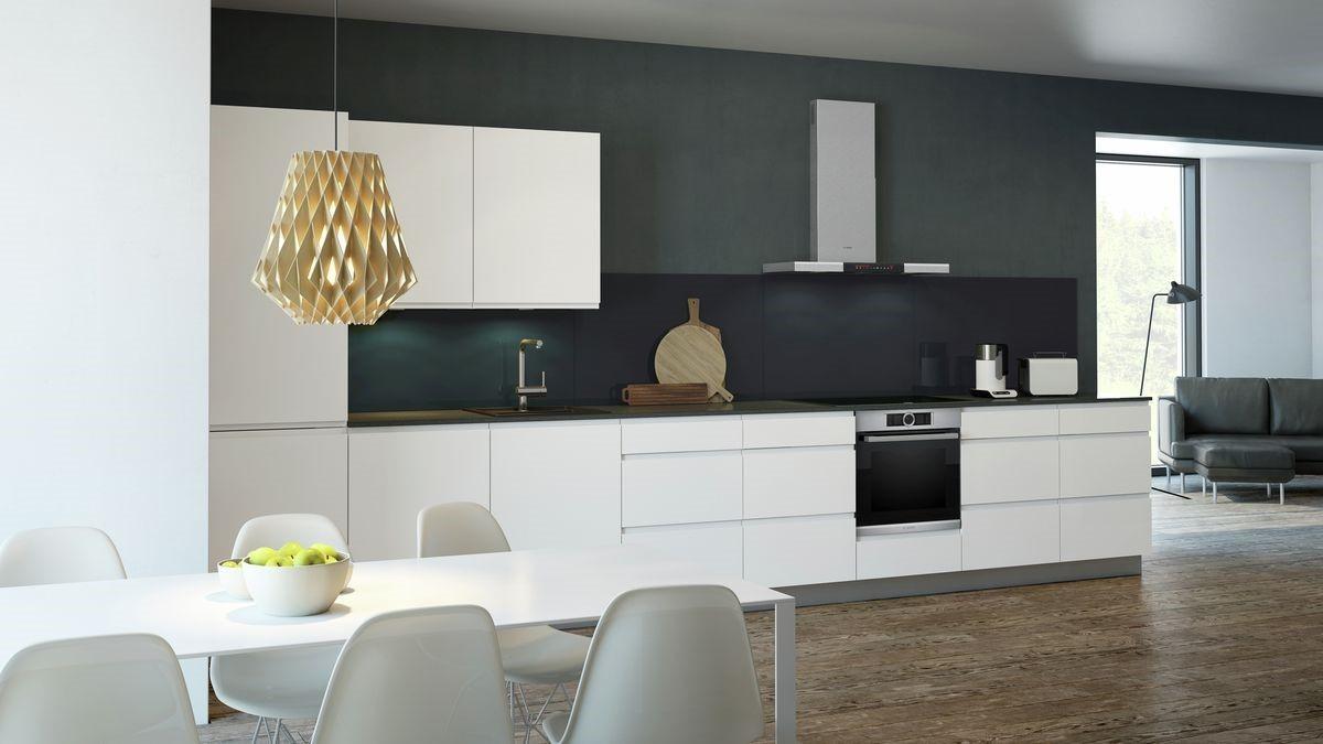 Oświetlenie kuchni – zasady projektowania światła w kuchni