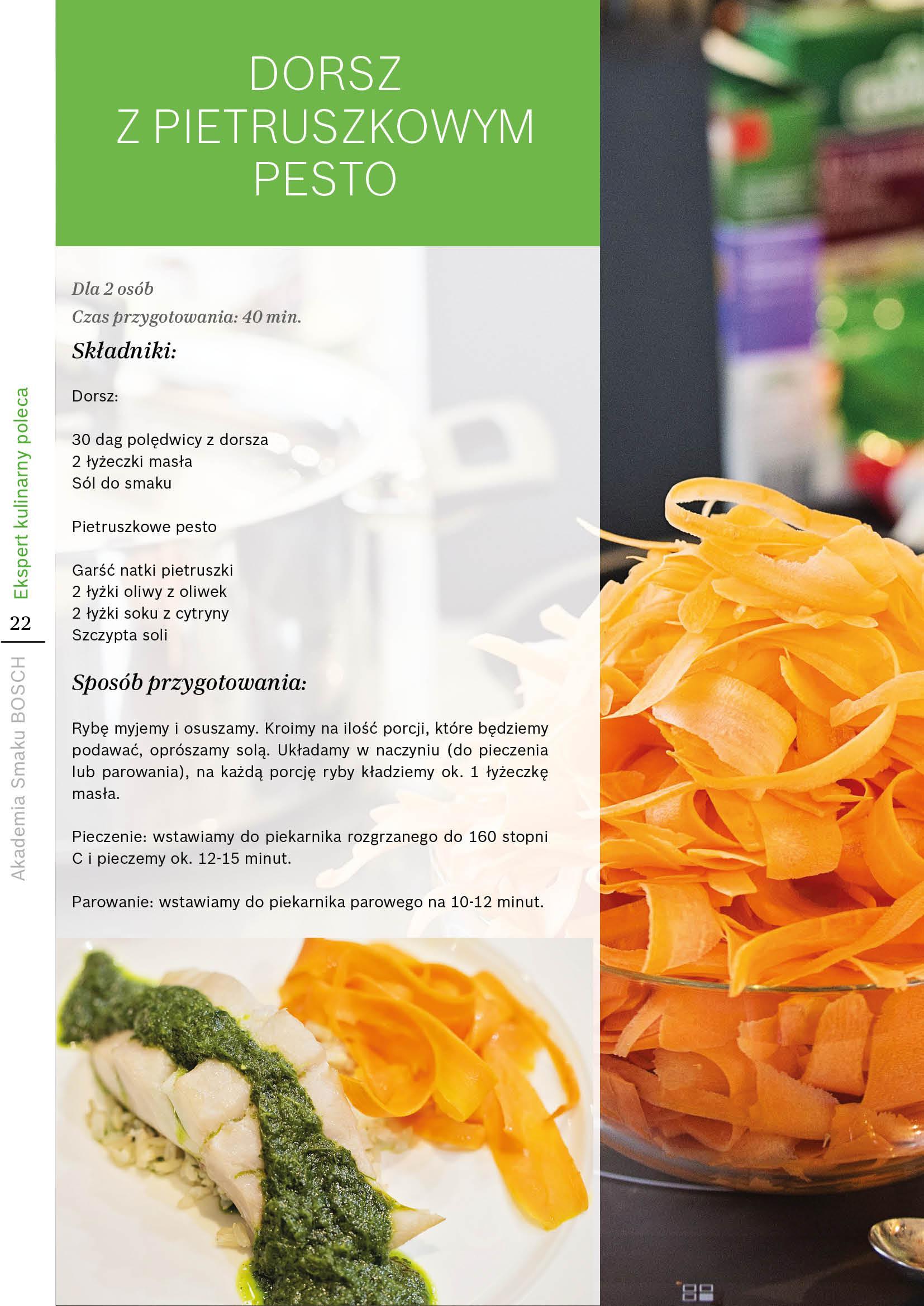 Jedz zdrowo! Przyszła mama w kuchni - Strona 22