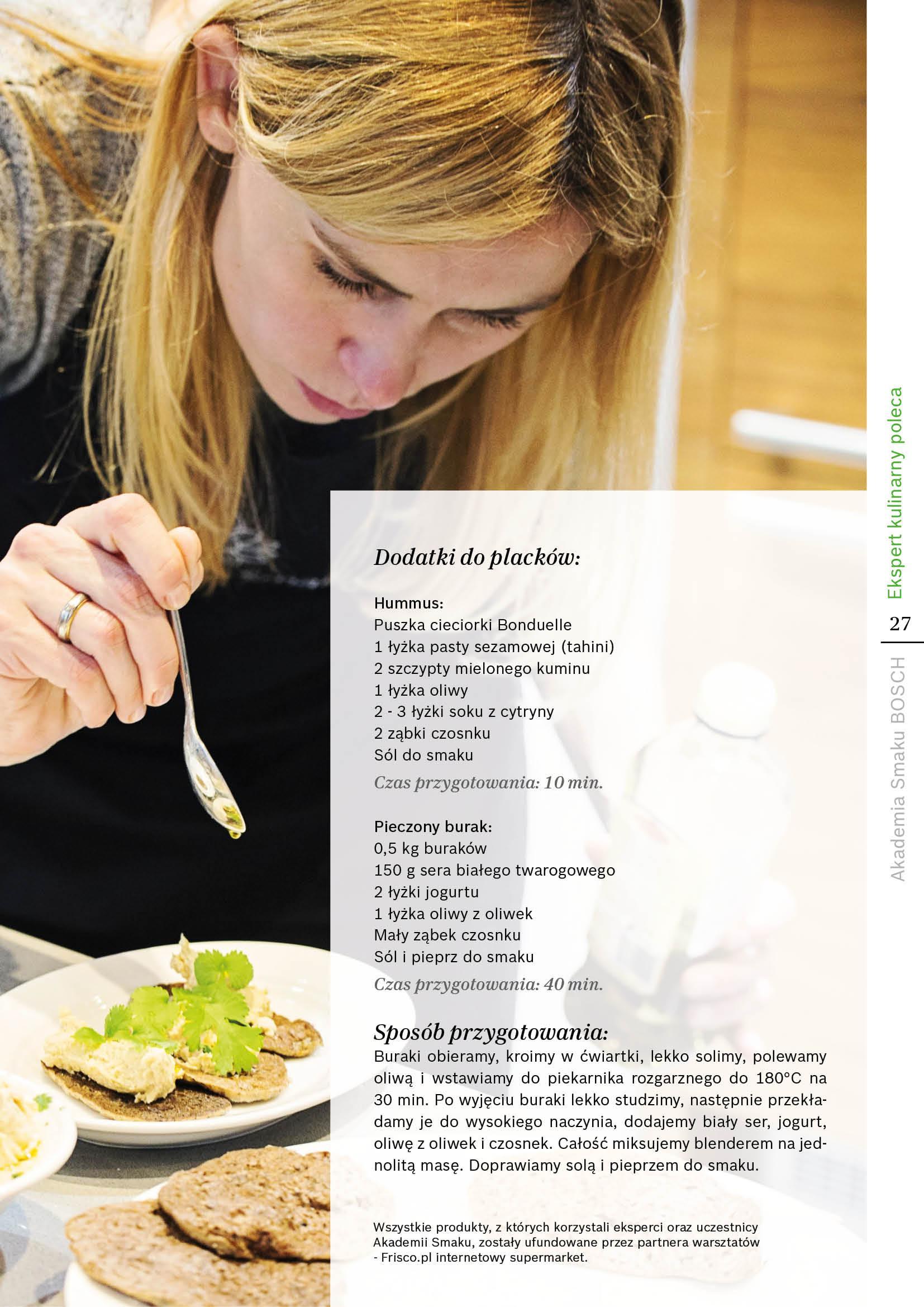 Jedz zdrowo! Przyszła mama w kuchni - Strona 27