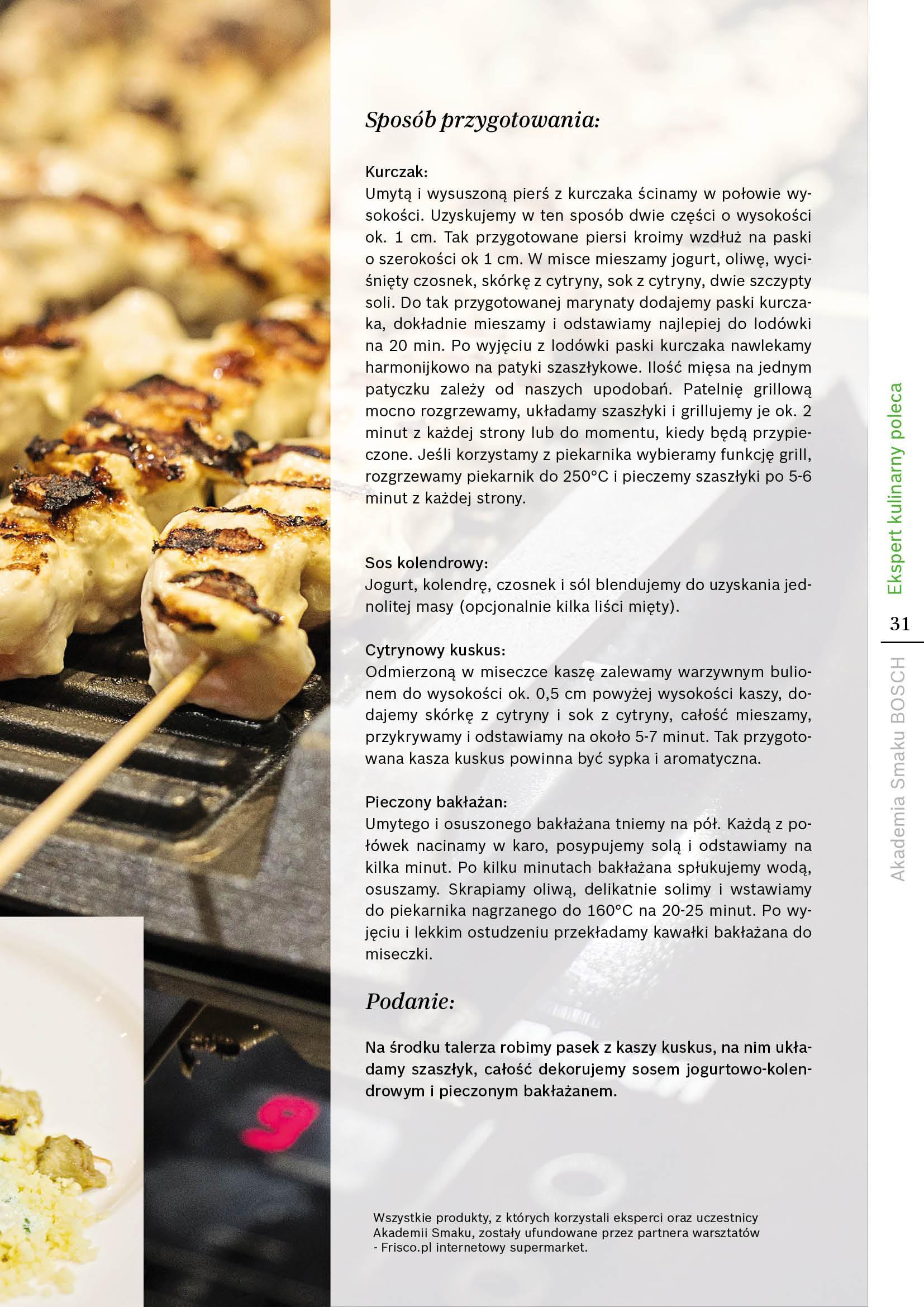 Jedz zdrowo! Przyszła mama w kuchni - Strona 31