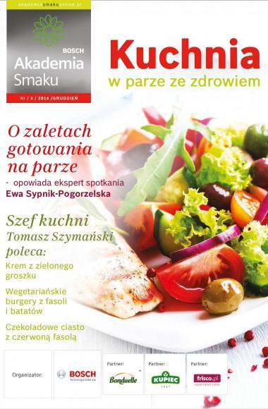 Kuchnia w parze ze zdrowiem