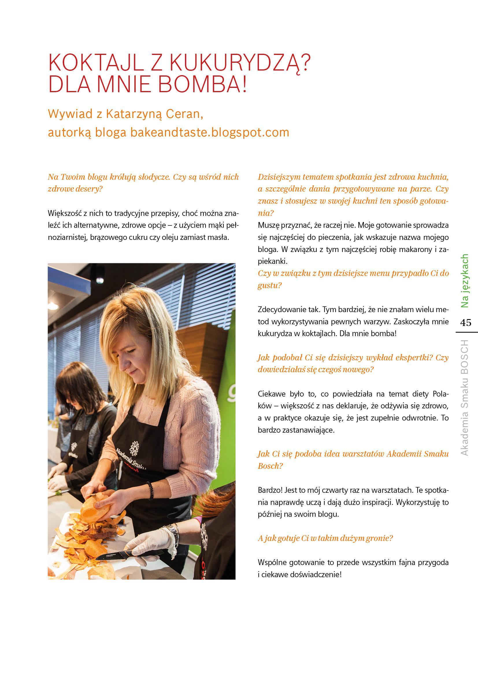 Kuchnia w parze ze zdrowiem - Strona 45