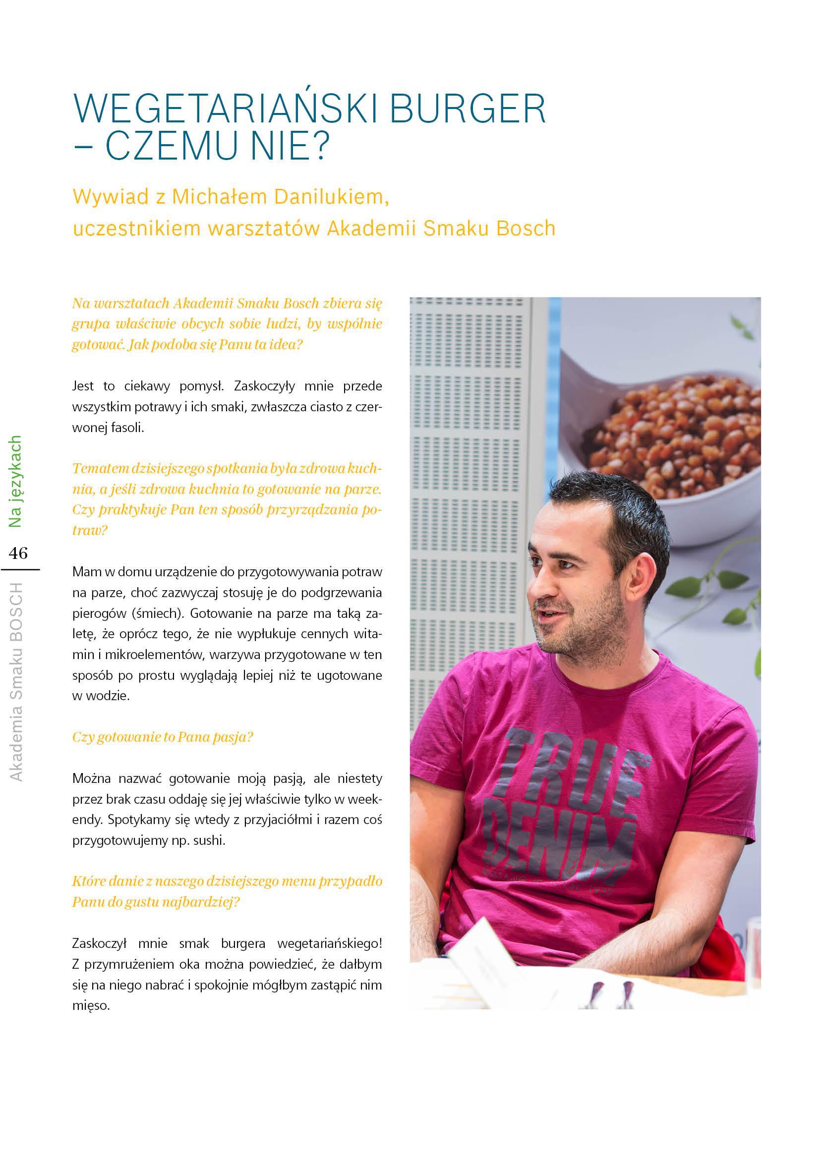 Kuchnia w parze ze zdrowiem - Strona 46