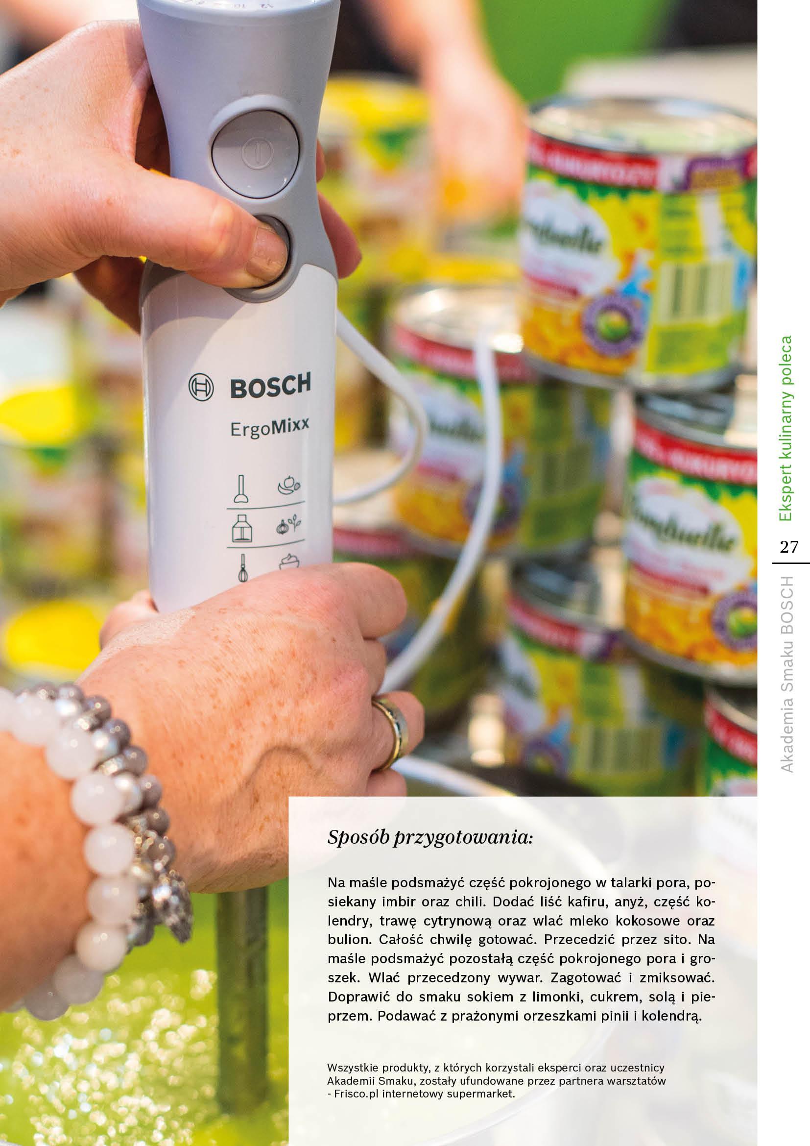 Kuchnia w parze ze zdrowiem - Strona 27
