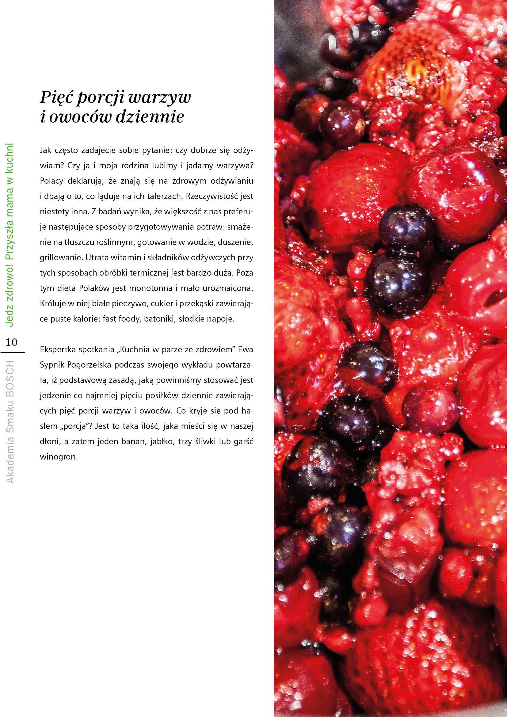 Kuchnia w parze ze zdrowiem - Strona 10