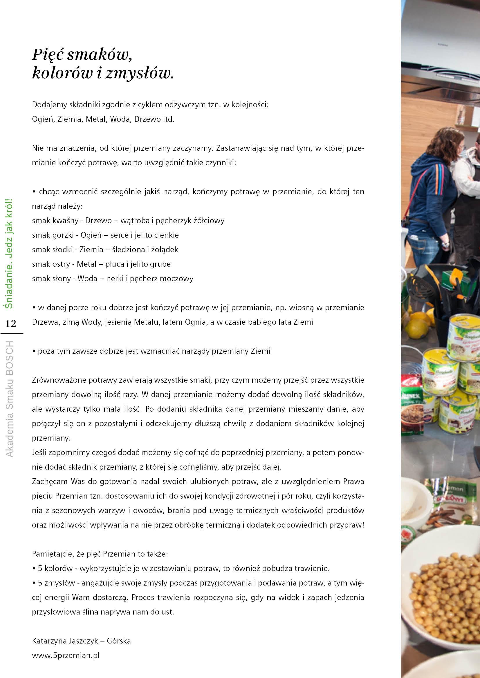 Śniadanie Jedz jak król! - Strona 12