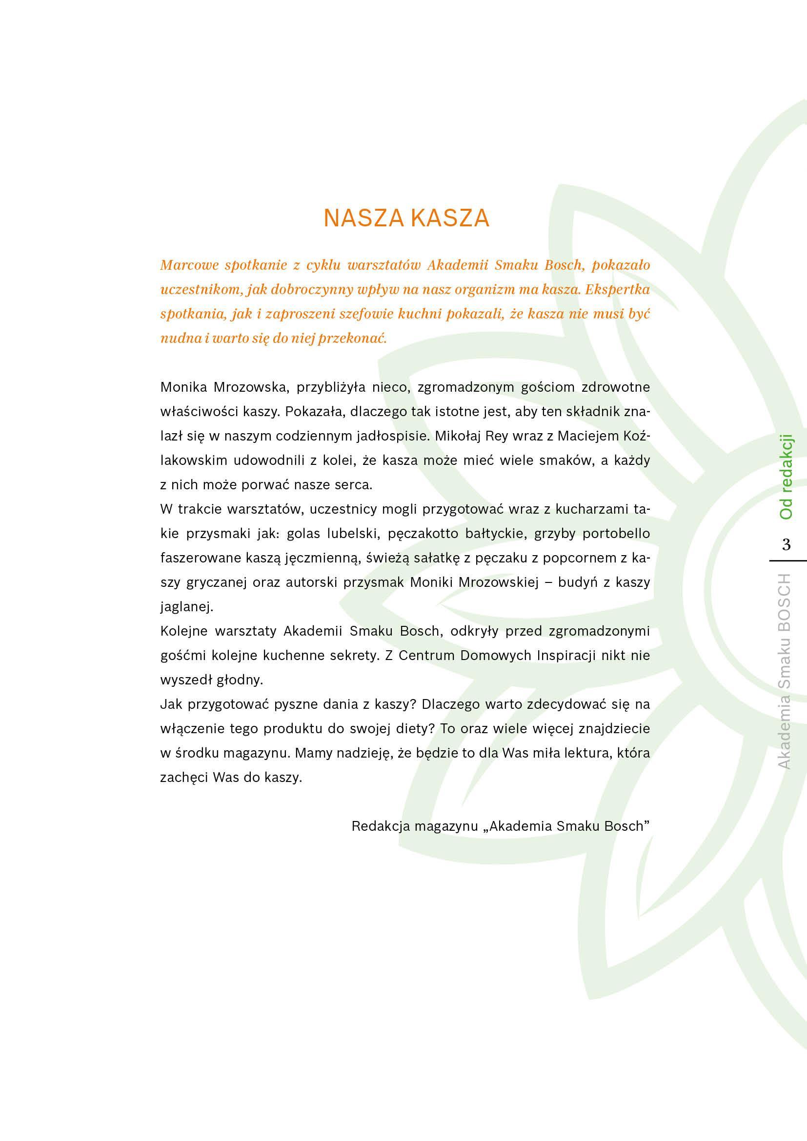 Nasza Kasza - Strona 3