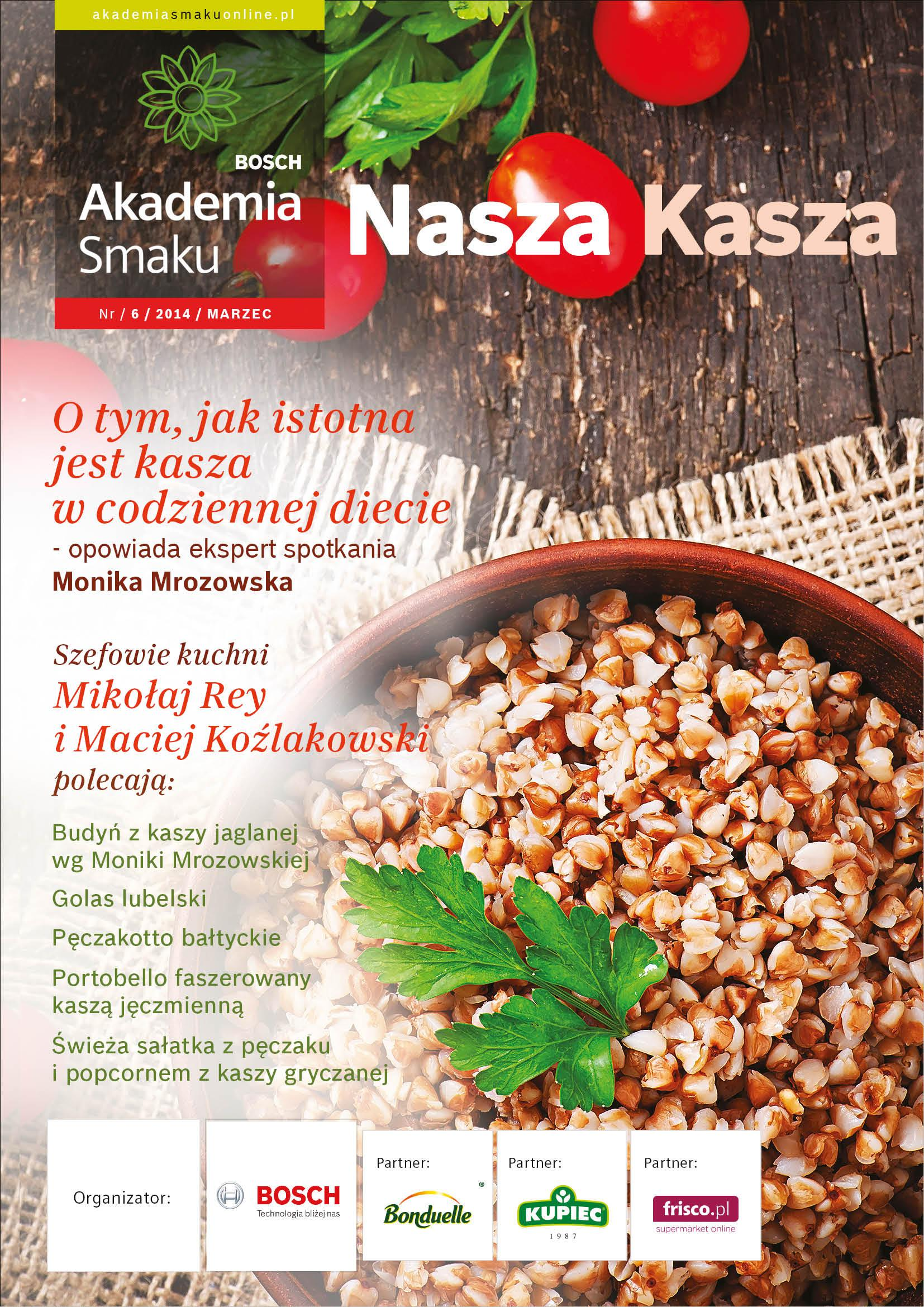 Nasza Kasza - Strona 1