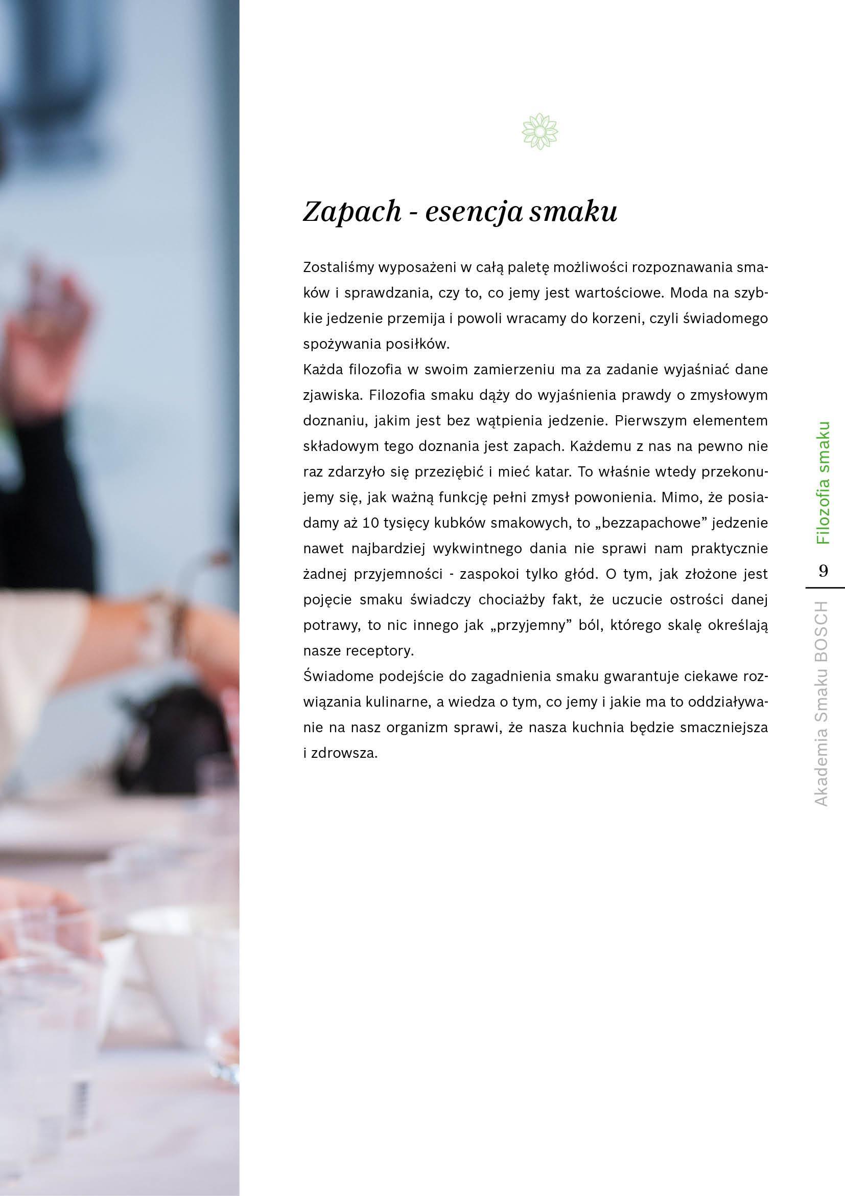 Filozofia smaku - Strona 9