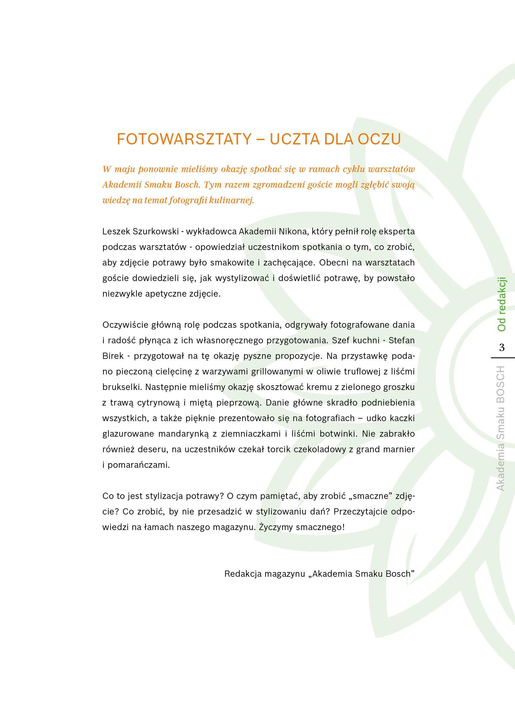 Fotowarsztaty: uczta dla oczu - Strona 3
