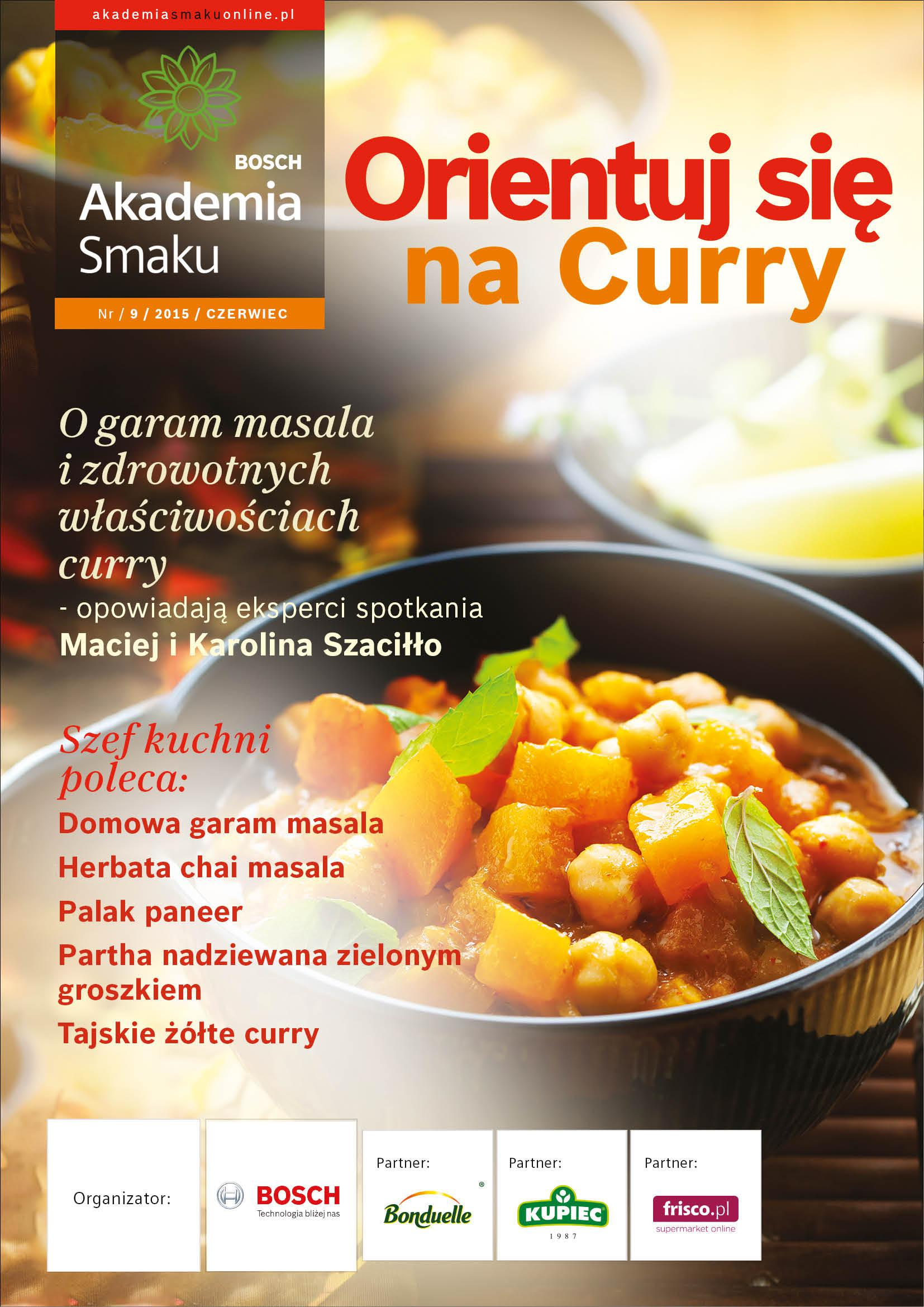 Orientuj się na curry - Strona 1