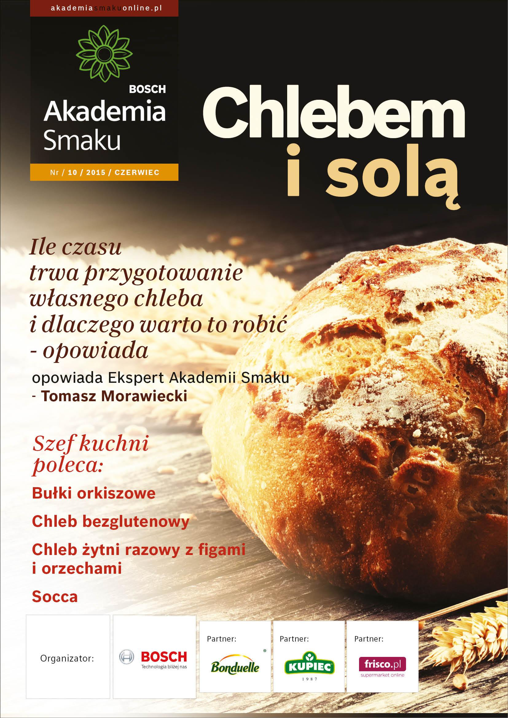 Chlebem i solą - Strona 1