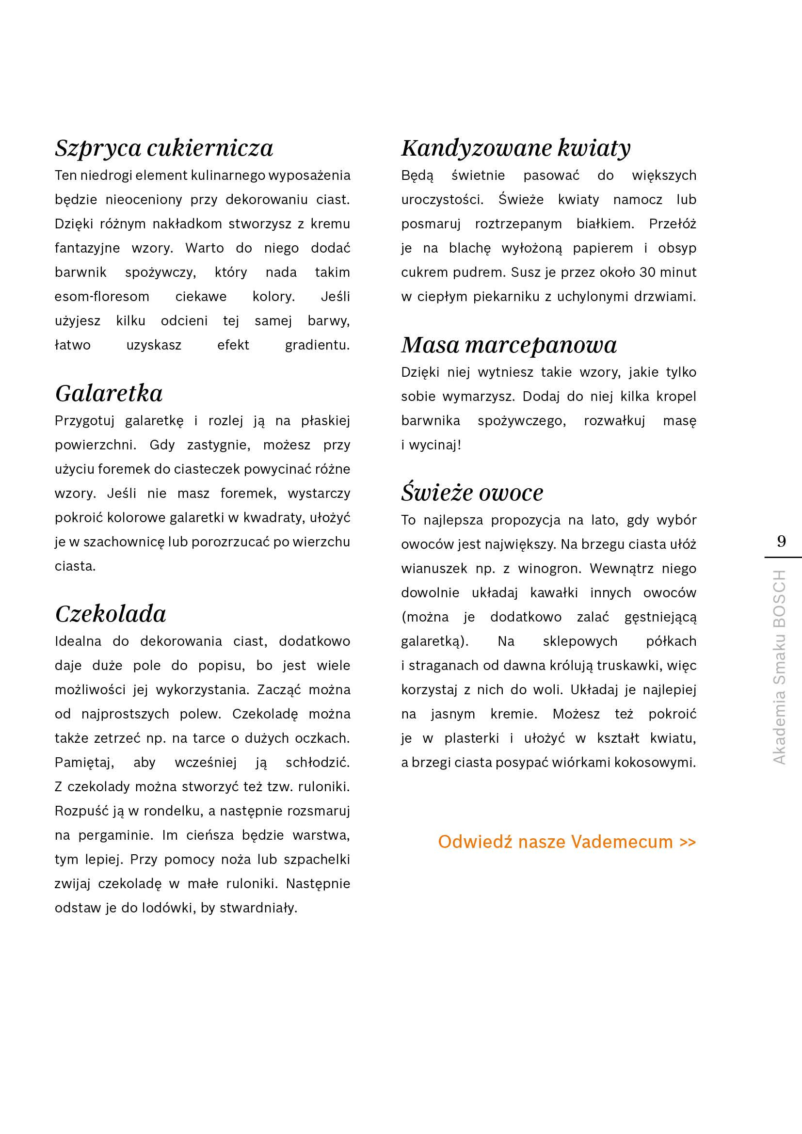 Sama słodycz - Strona 9
