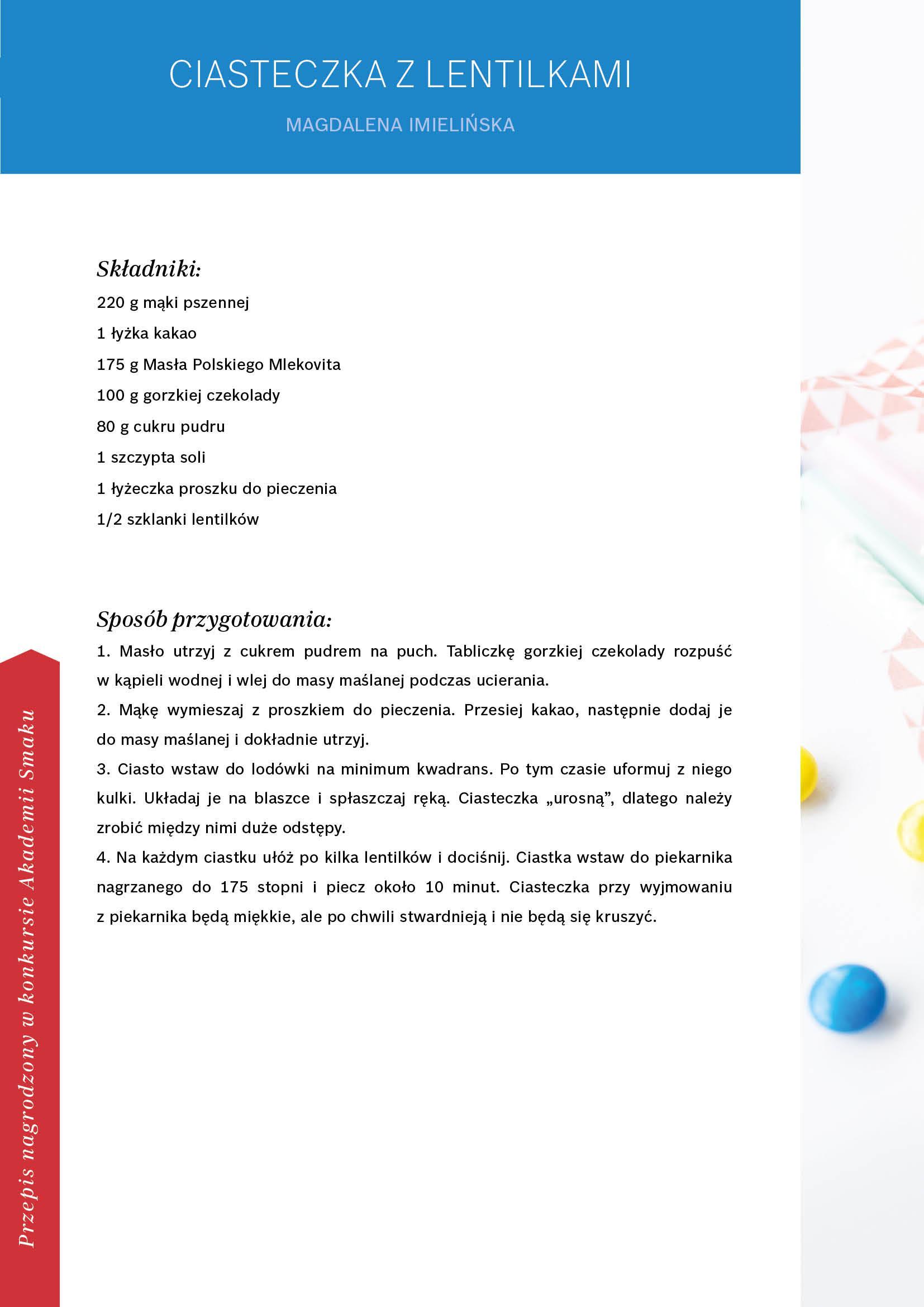 Sama słodycz - Strona 22