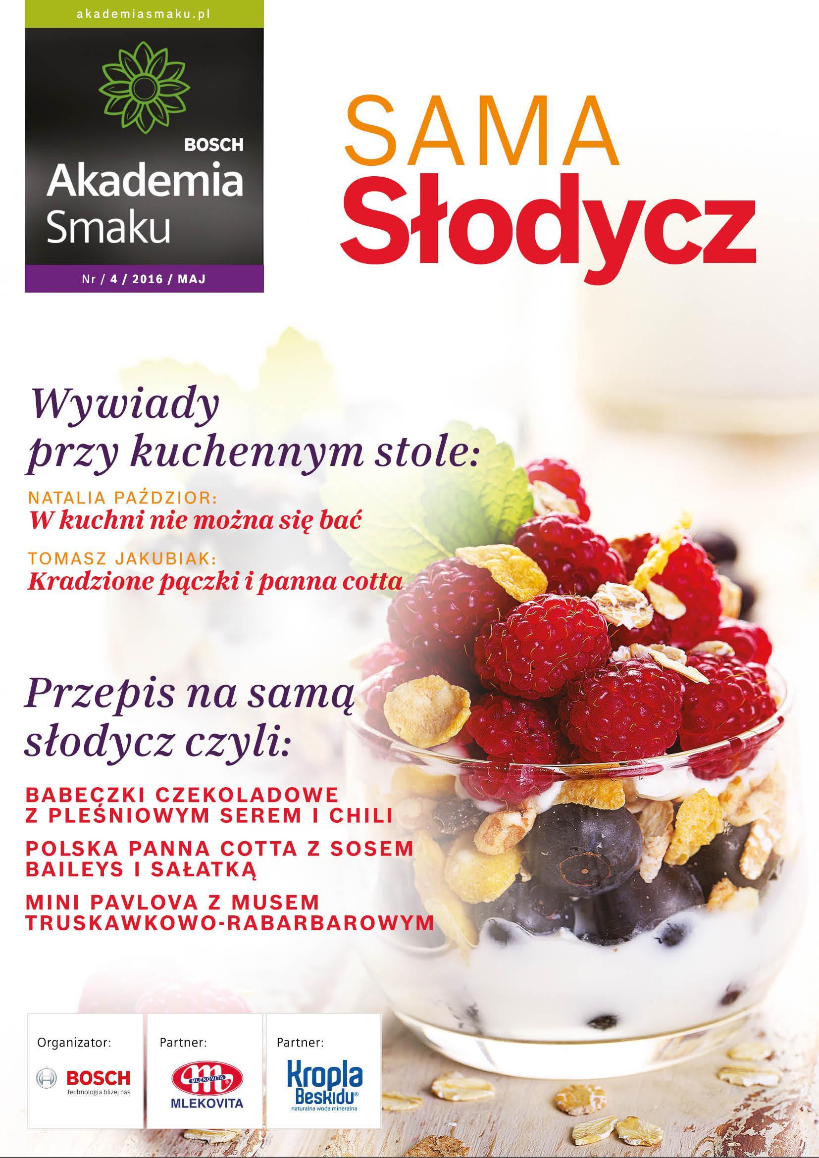 Sama słodycz - Strona 1