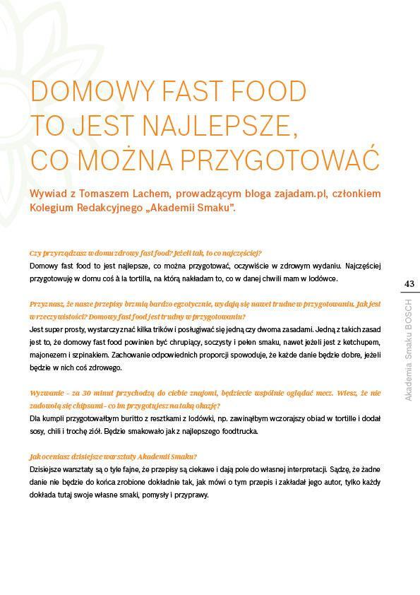 Zdrowy fast food - Strona 43