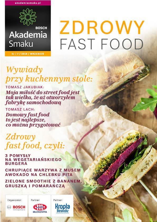 Zdrowy fast food - Strona 1