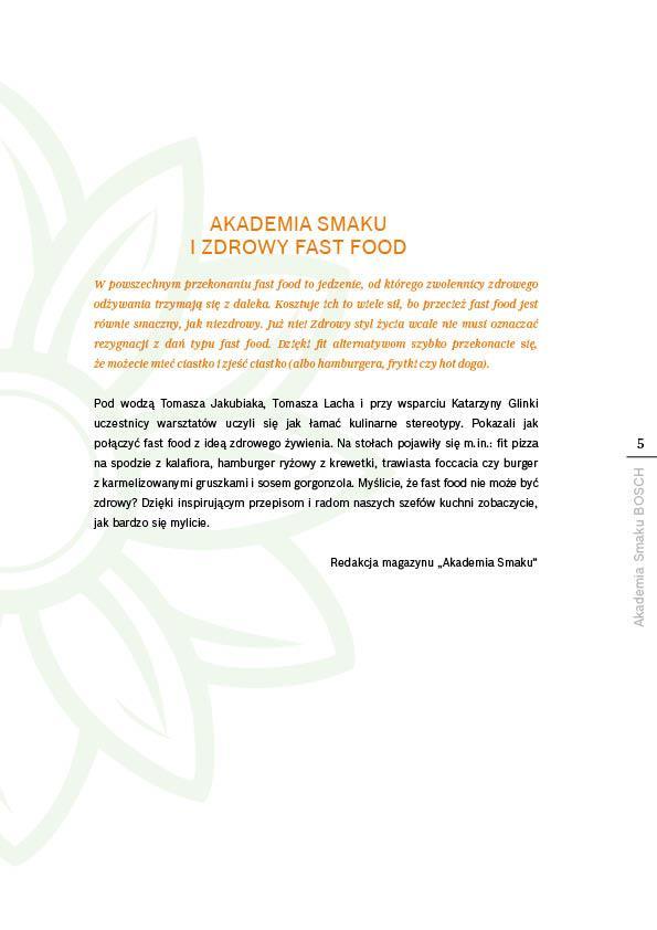 Zdrowy fast food - Strona 5