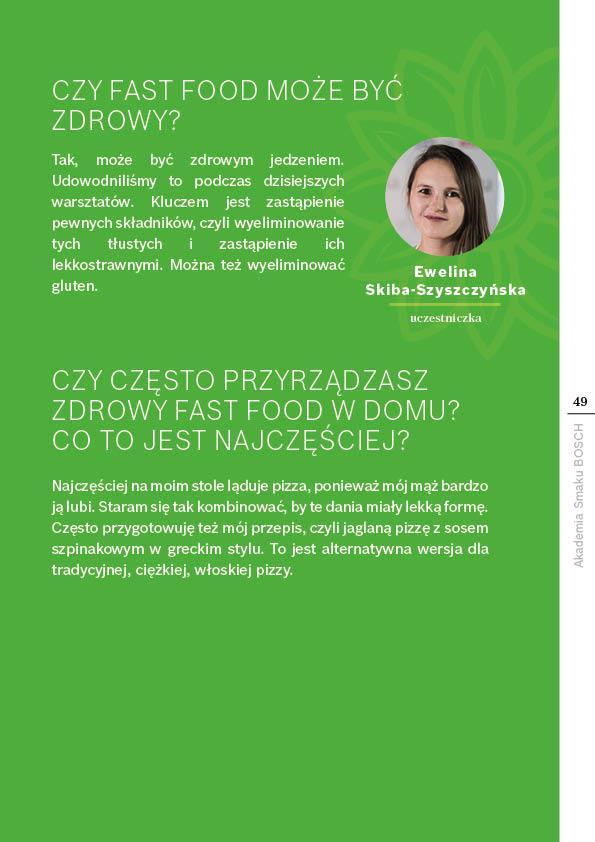 Zdrowy fast food - Strona 49