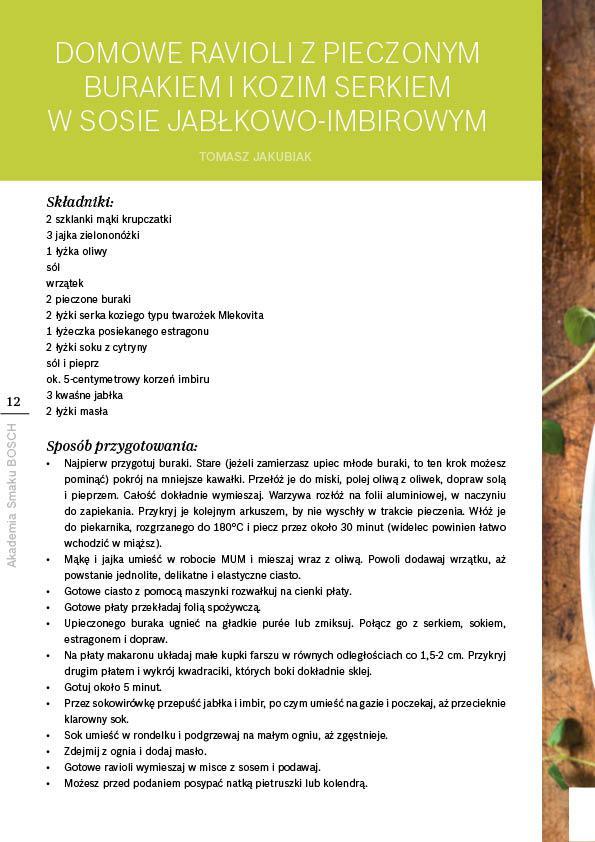 W gorącej wodzie kąpany - makaron - Strona 12