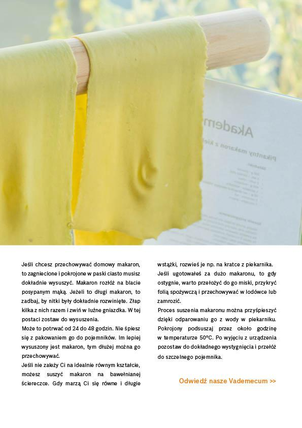 W gorącej wodzie kąpany - makaron - Strona 11