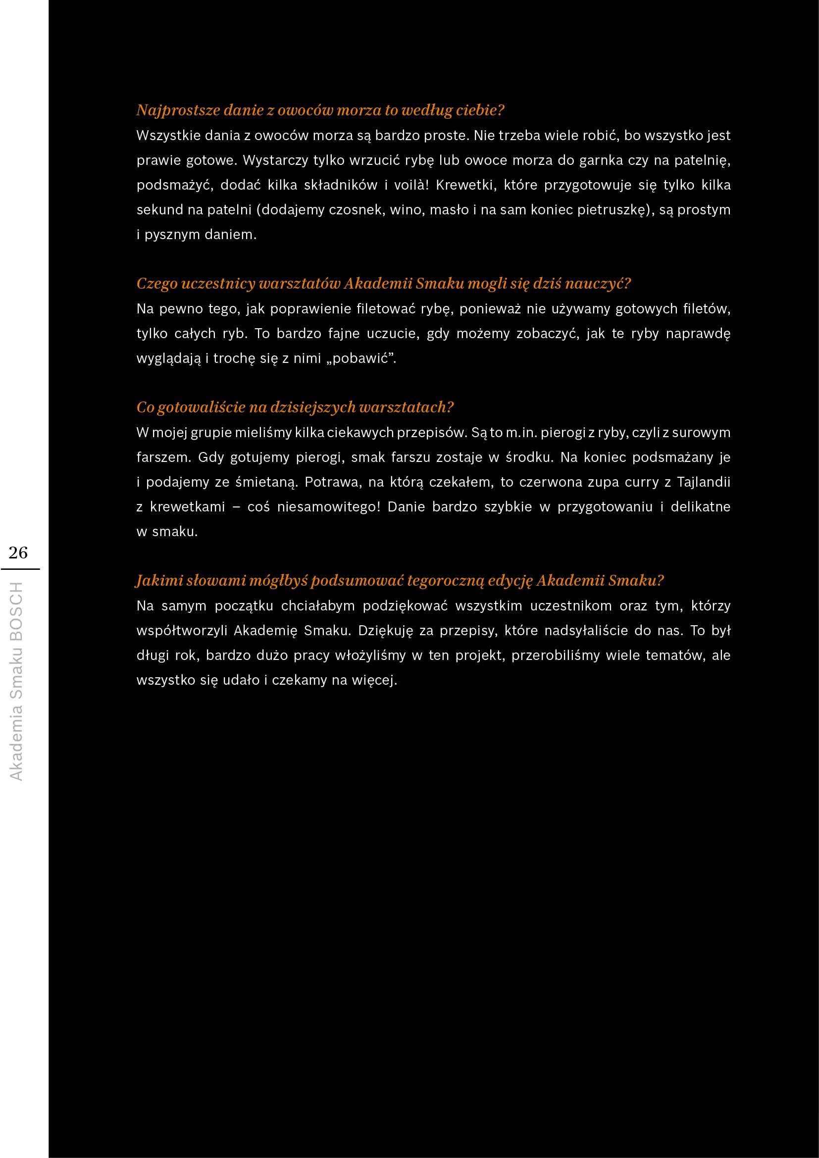Głębia Smaku - Strona 26