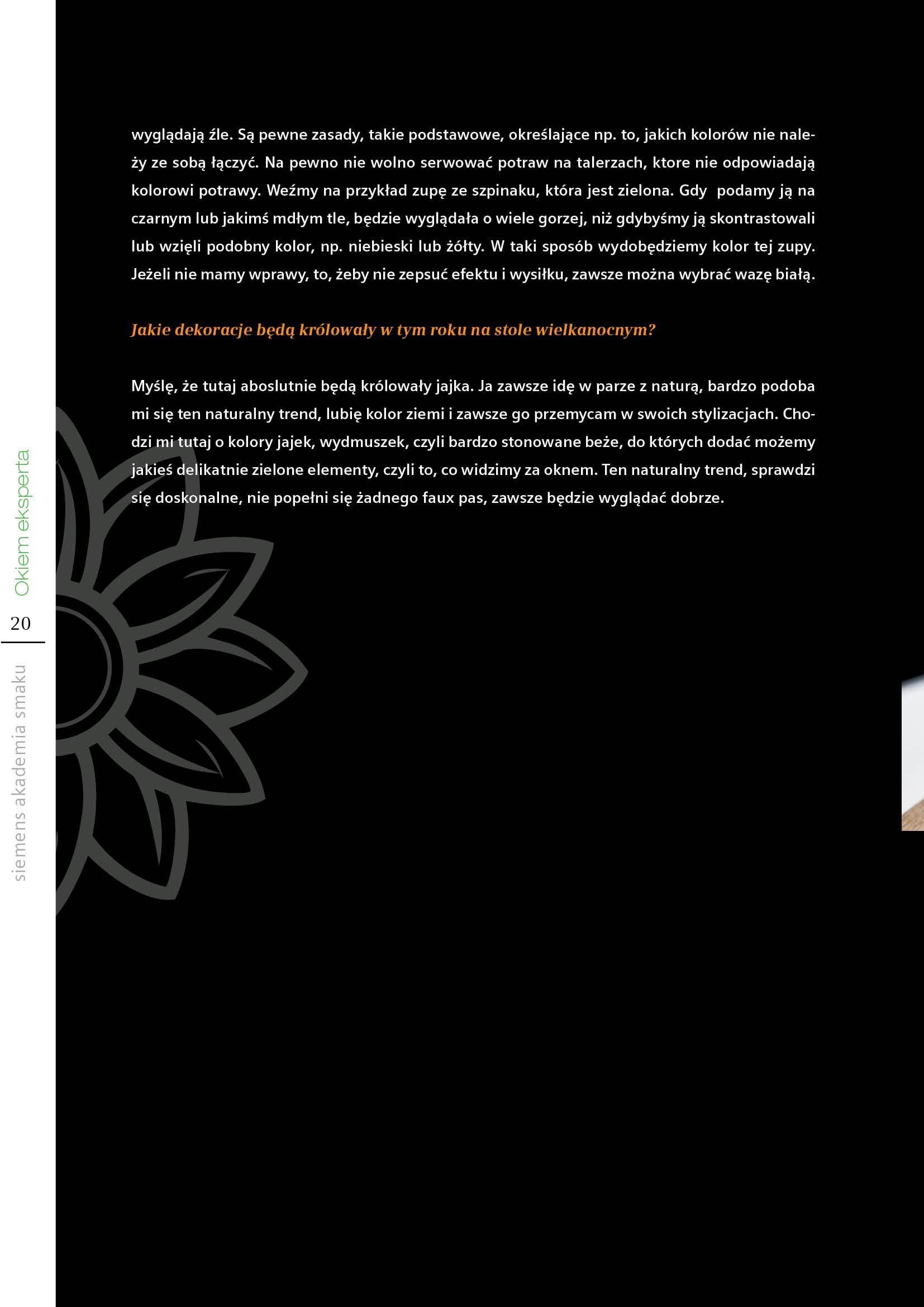 Dekoracja stołu - Strona 20