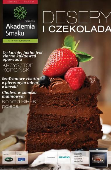 Desery i czekolada