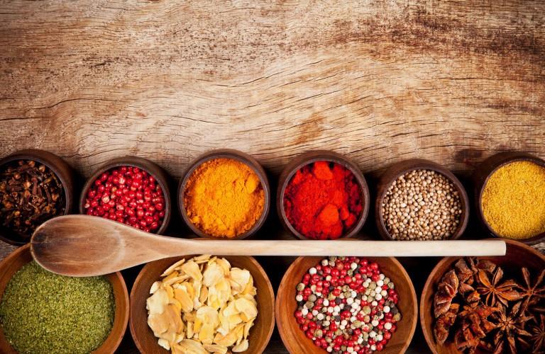 Orientuj się na curry