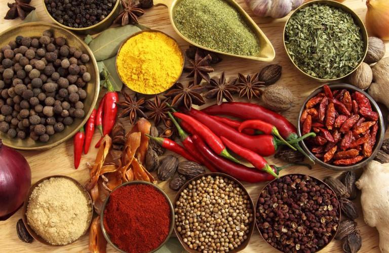 Przyprawy i zioła: Szczypta smaku